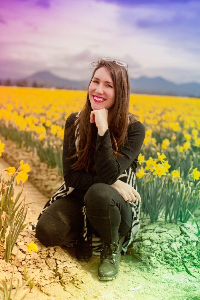 Web Designer and Developer Christina Joan