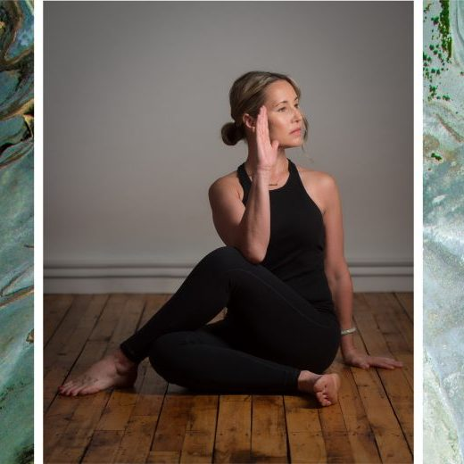 Massachusetts Amy Barber Yoga Instructor Header